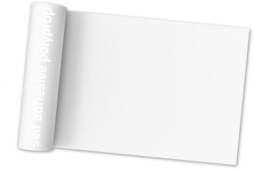 Medum 14883 Zelfklevende polyprop, herpositioneerbaar 30m x 914mm