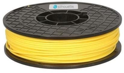 Silhouette PLA Filament - Yellow