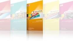 A4 kleurkaart Hexis Flex A4 kleurkaart