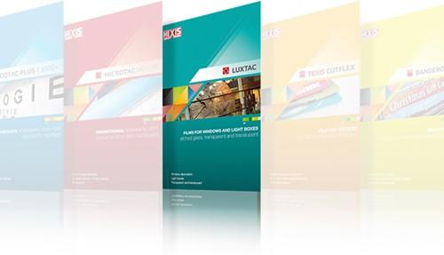 A4 kleurkaart Hexis Luxtac A4 kleurkaart