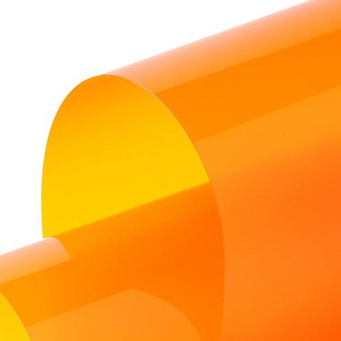 Hexis Cristal C4210 Saffron gesneden op 610mm x 21,95 meter rol van 21.95 str.m.