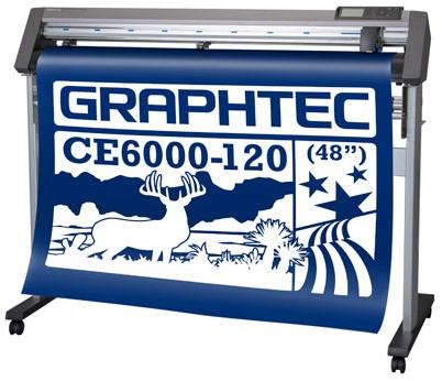 Graphtec CE6000-120ES Plus incl. standaard