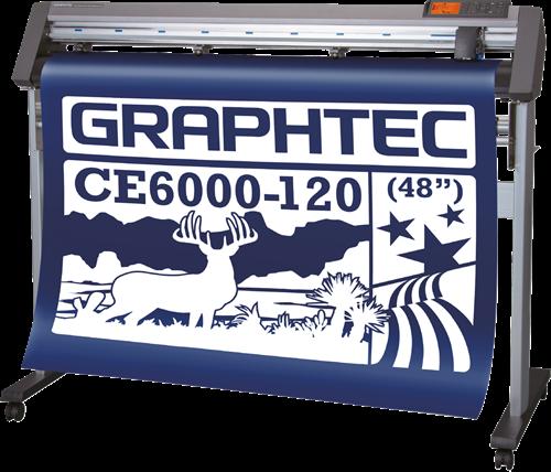 Graphtec CE6000-120AP snijplotter