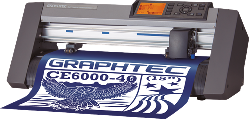 Graphtec CE6000-40E snijplotter