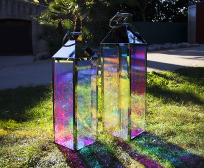 Hexis MIAMI Dichroic effect film, 1360mm x 5m
