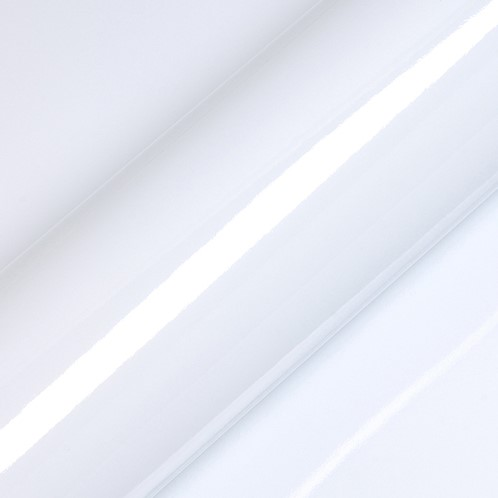 Hexis VCRE3829B White gloss sterk klevend 1230mm