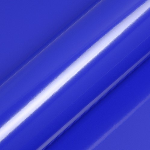 Hexis Ecotac E3ELEB Electric Blue gloss 1230mm