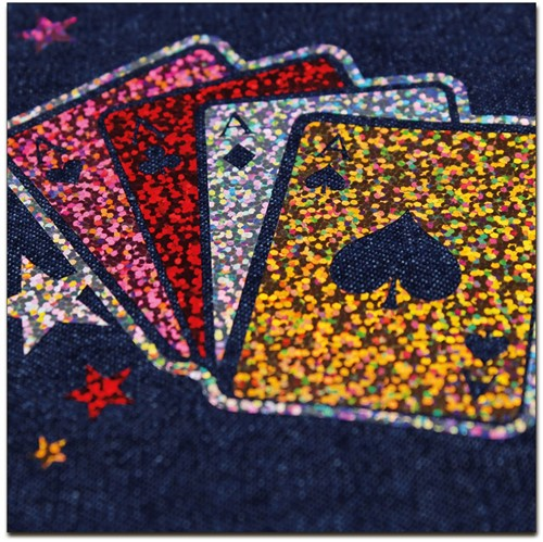 A4 kleurkaart Stahls Effect