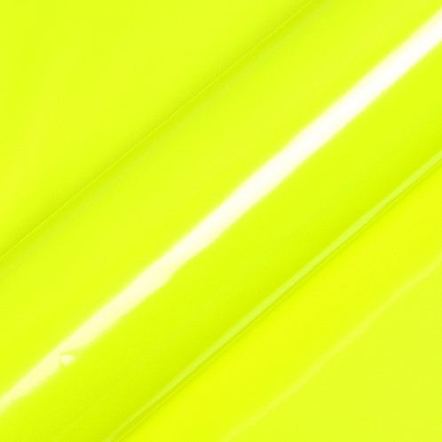 Hexis Fluorescent F613 Fluo Yellow 1230mm