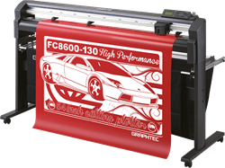 Graphtec FC8600-130E snijplotter incl. stand ST0083