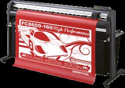 Graphtec FC8600-160E snijplotter incl. standaard