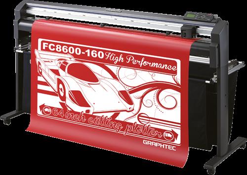Graphtec FC8600-160E snijplotter