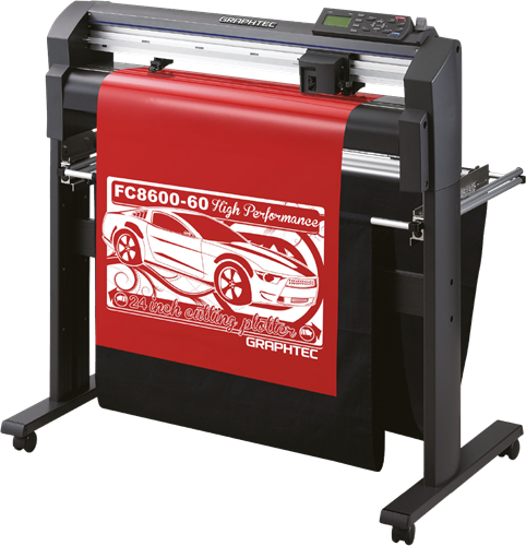 Graphtec FC8600-60E snijplotter