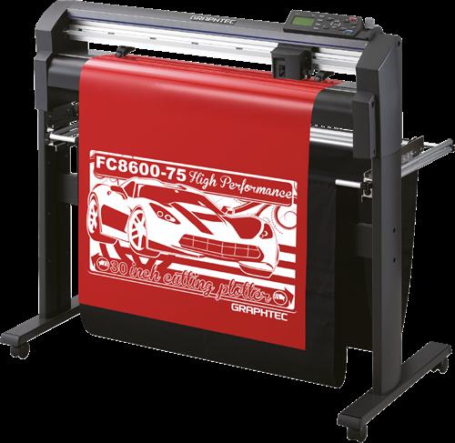 Graphtec FC8600-75E snijplotter