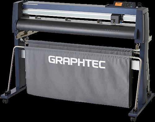 Graphtec FC9000-100ES 100cm snijplotter met standaard