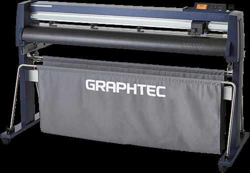 Graphtec FC9000-140ES 140cm snijplotter met standaard