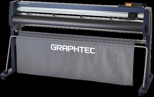 Graphtec FC9000-160ES 160cm snijplotter met standaard