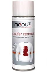 Flex removal spray