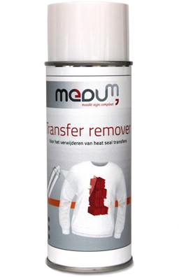 Flex removal spray