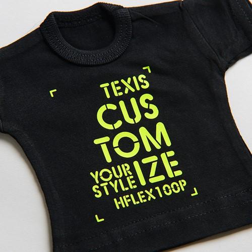 Hexis HFLEX140P Cutflex Neon Geel