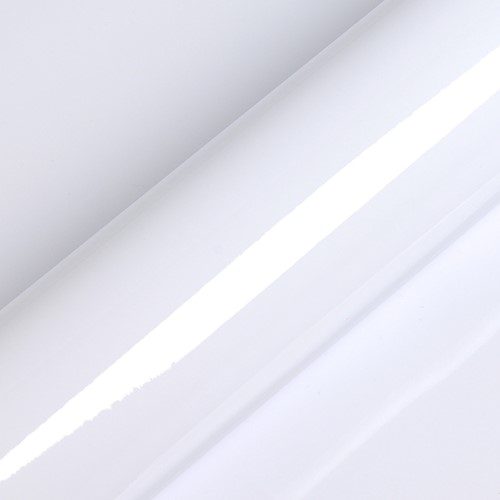 Hexis Skintac HX20001B Polar white gloss 1520mm