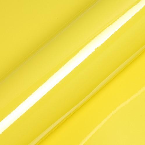 Hexis Skintac HX20108B Citroen geel glans 1520mm rol van 9 str.m.