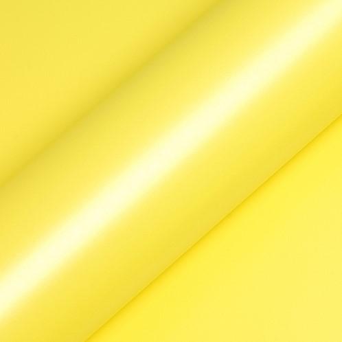Hexis Skintac HX20108M Lemon Yellow matt 1520mm rol van 8 str.m.
