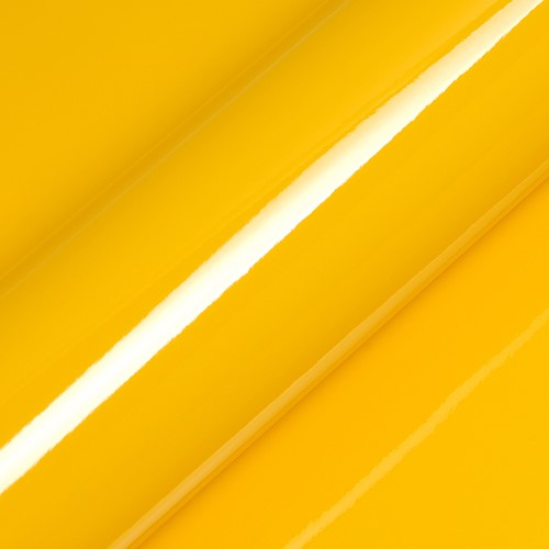 Hexis Skintac HX20123B Daffodil Yellow gloss 1520mm