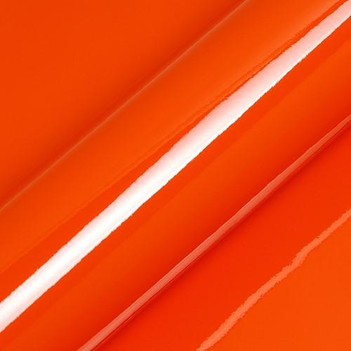 Hexis Skintac HX20165B Mandarin Red gloss1520mm rol van 4,15 str.m.