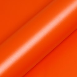 Hexis Skintac HX20165M Oranje rood mat 1520mm rol van 4,95 str.m.
