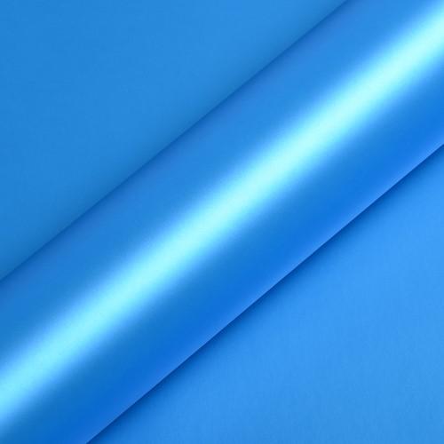 Hexis Skintac HX20219S Ara Blue Metallic satin 1520mm rol van 0,83 str.m.