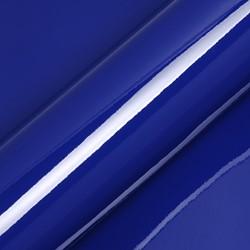 Hexis Skintac HX20280B Saffier blauw glans 1520mm rol van 1,00 str.m.