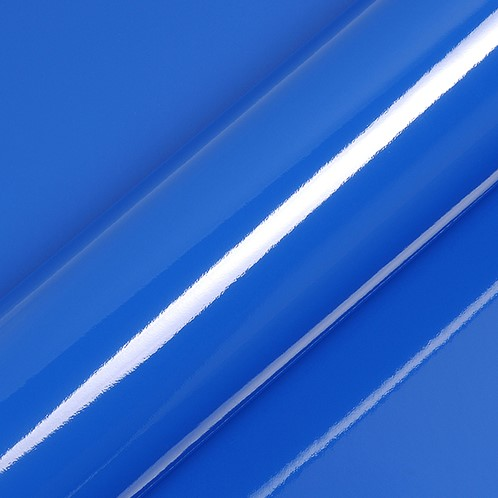 Hexis Skintac HX20293B Curacao Blue gloss 1520mm rol van 1 str.m.