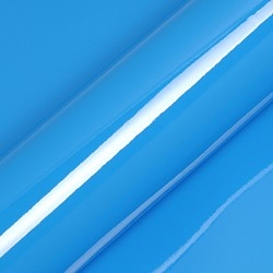 Hexis Skintac HX20299B Olympisch blauw glans 1520mm rol van 7,00 str.m.