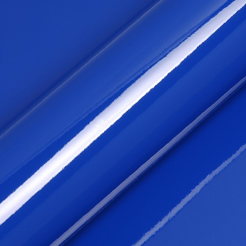 Hexis Skintac HX20300B Sapphire Blue gloss 1520mm rol van 5 str.m.
