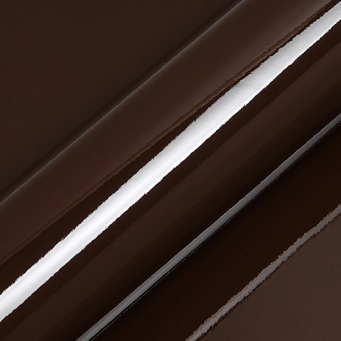Hexis Skintac HX20476B Brown gloss 1520mm rol van 7 str.m.