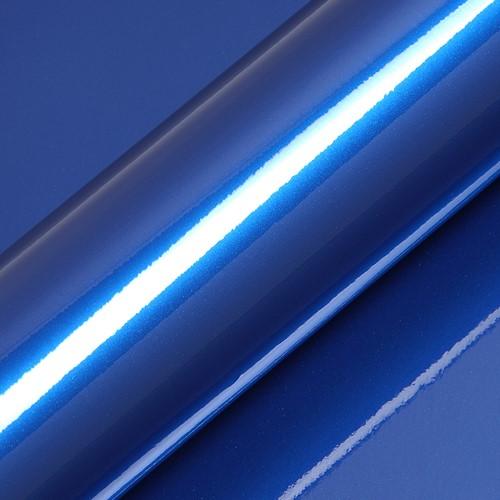 Hexis Skintac HX20905B Night Blue Metal gloss 1520mm str.m. van 7 str.m.