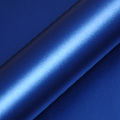 Hexis Skintac HX20905M Night Blue Metal matt 1520mm rol van 6 str.m.