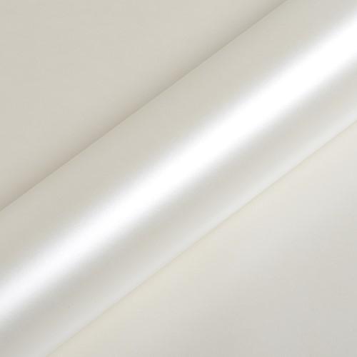Hexis Skintac HX20BNCS Narce White satin 1520mm rol van 5,9 str.m.