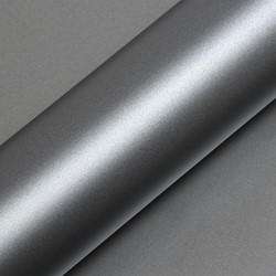 Hexis Skintac HX20G03S Santi Grey Metallic Satin  1520mm rol van 7,00 str.m.