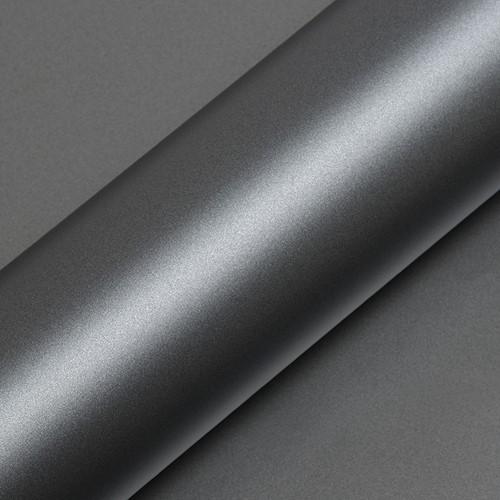 Hexis Skintac HX20G04S Argentic Grey satin  1520mm rol van 0,90 str.m.