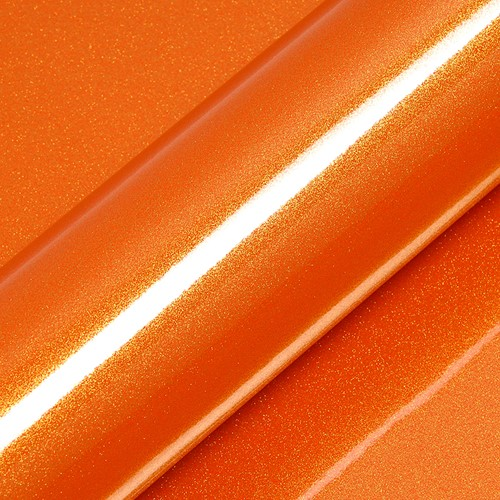 Hexis Skintac HX20OAUB Aurora oranje glans 1520mm