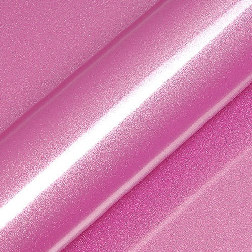 Hexis Skintac HX20RDRB Jellybean Pink gloss 1520mm rol van 7 str.m.