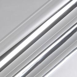 Hexis HX30SCH01B Super Chrome Zilver Gloss, 1370mm rol van 1,85 str.m.