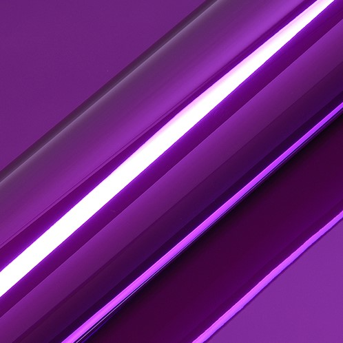 Hexis HX30SCH06B Super Chrome Purple gloss, 6850mm rol van 2,25 str.m.