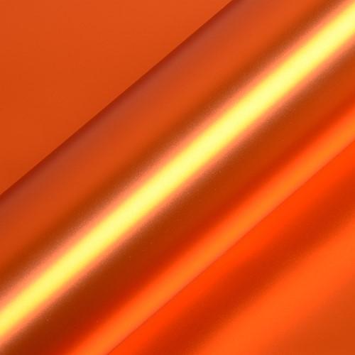 Hexis HX30SCH08S Super Chrome Orange satin, 1370mm rol van 1,5 str.m.