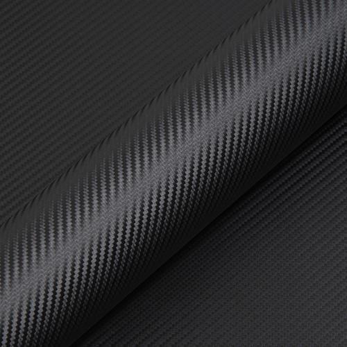 Hexis HX45CA891B Raven Black Carbon Premium, 1370mm