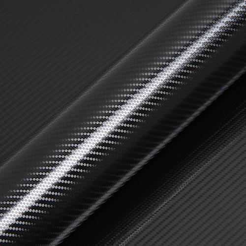 Hexis HX45CA892B Petroleum Black Carbon Premium, 1520mm rol van 18,25 str.m.