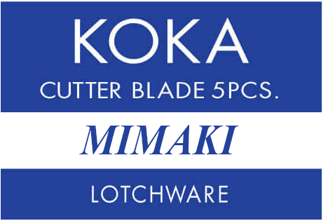 Koka Premium snijplottermes - Mimaki 45°