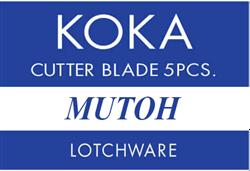 KOKA Premium snijplottermes - Mutoh 45°